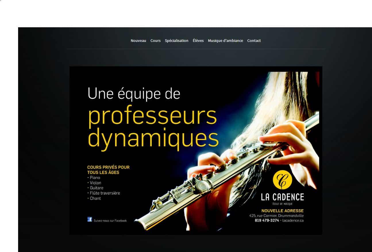 Académie de Guitare de l'Outaouais